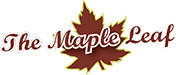 The Maple Leaf Family Restaurant Logo